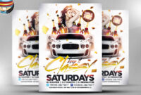 50+ Cool Club Flyers & Party Flyer Templates | Flyer Psd inside Block Party Template Flyer