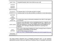 50 Free Audit Report Templates (Internal Audit Reports) ᐅ inside Audit Findings Report Template