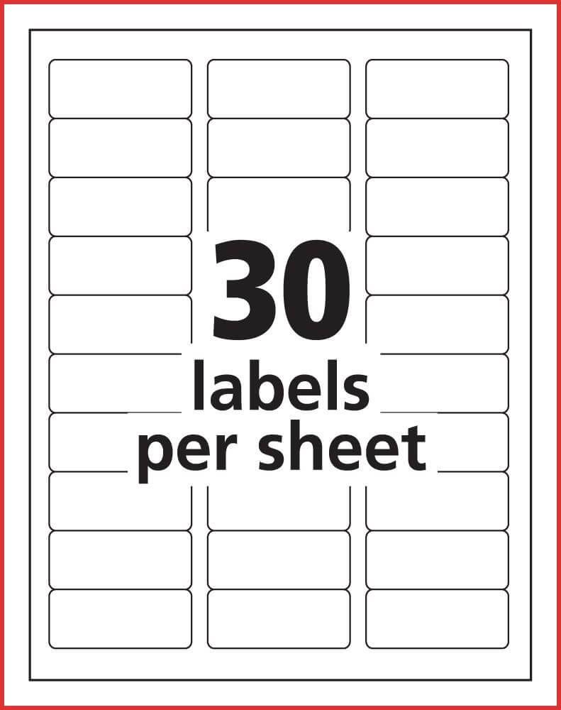 5160 Label Template Word - Tunu.redmini.co Inside 3M Label Templates