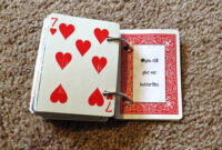 52 Reasons Why I Love You Diy – Lil Bit pertaining to 52 Reasons Why I Love You Cards Templates Free