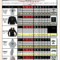 54 [Pdf] Custom T Shirt Invoice Template Printable Zip Docx Inside Apparel Order Form Template