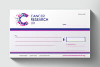 5Db Charity Cheque Template | Wiring Resources throughout Blank Cheque Template Uk