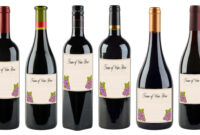 6 Free Printable Wine Labels You Can Customize | Lovetoknow within Blank Wine Label Template