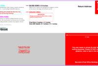 6 X 9 Postcard Template – Tunu.redmini.co pertaining to 4Over Templates