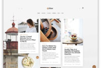 60+ Best Clean WordPress Themes 2020 – Colorlib in Cargo Collective Templates