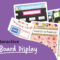 7 Ways To Create An Interactive Bulletin Board Display Regarding Bulletin Board Template Word