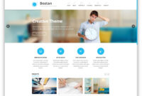 70+ Best Business WordPress Themes 2020 – Colorlib within Bootstrap Templates For Business