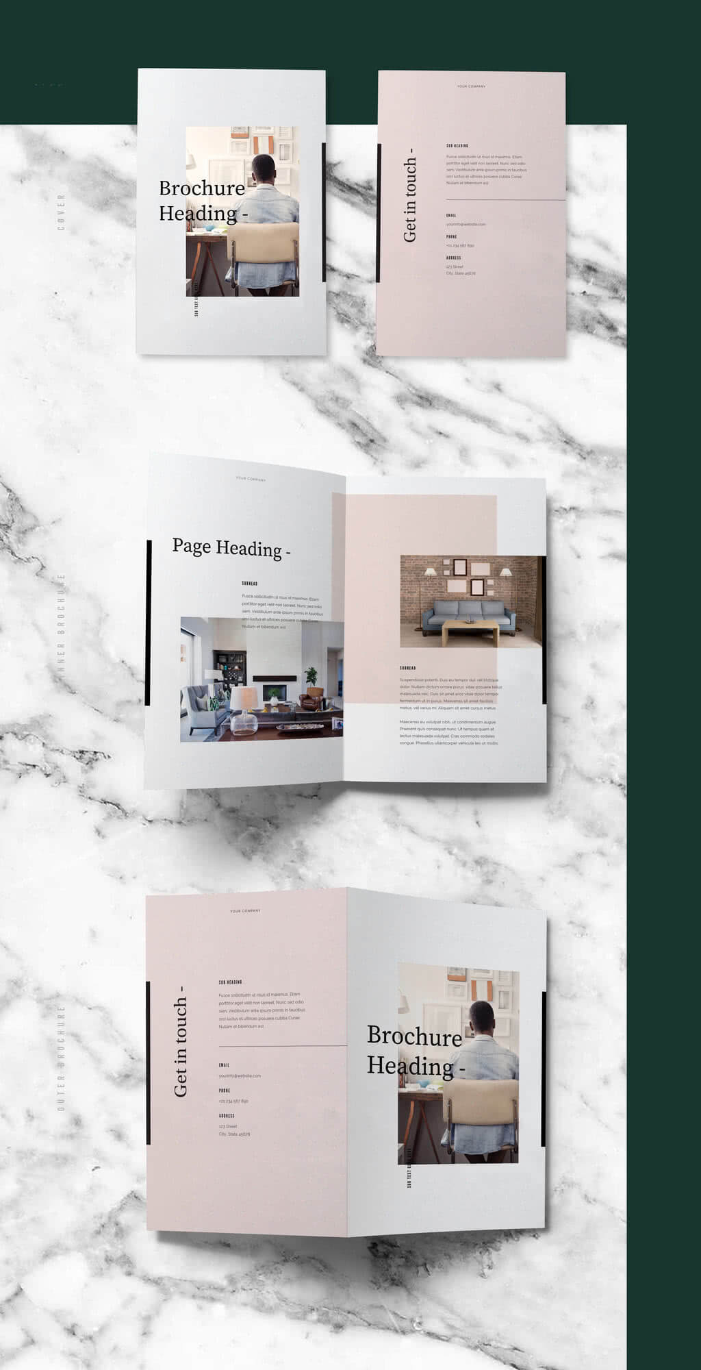 75 Fresh Indesign Templates And Where To Find More For Brochure Templates Free Download Indesign