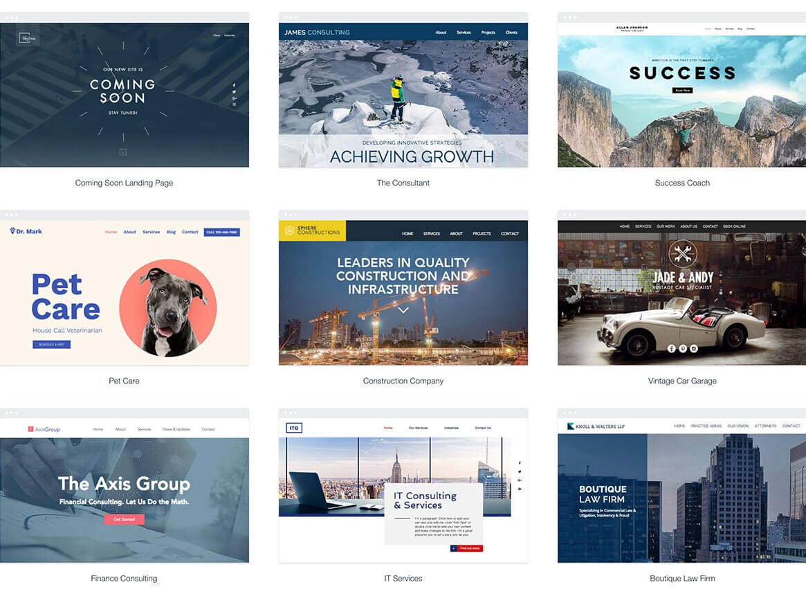 85 Free Business Website Templates For Startups (Html In Basic Business Website Template
