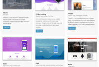 86 Best Free Bootstrap 4 Templates 2020 – Colorlib with Bootstrap Templates For Business