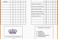 9+ Free School Report Templates | Marlows Jewellers regarding Blank Report Card Template