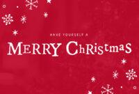 A Christmas Wish – Animated Banner Template inside Animated Banner Template