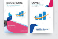 Accounting Brochure Flyer Design Template With Abstract intended for Accounting Flyer Templates
