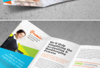 Accounting Graphics, Designs & Templates From Graphicriver pertaining to Accounting Flyer Templates