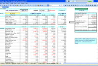 Accounts Spreadsheets – Tunu.redmini.co with Business Accounts Excel Template