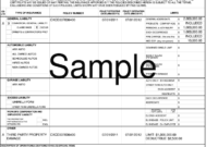 Acord 25 – Fill Online, Printable, Fillable, Blank   Pdffiller within Acord Insurance Certificate Template