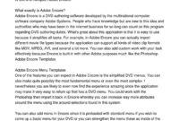 Adobe Encore Menu Template: Adobe Encore Menu Template-What inside Adobe Encore Menu Templates