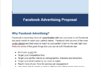 Advertising Proposal Template – Tunu.redmini.co pertaining to Advertising Proposal Template