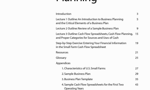Agriculture Business Plan E Free Small Farm Valid Plans for Agriculture Business Plan Template Free