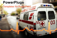 Ambulance Powerpoint Templates W/ Ambulance-Themed Backgrounds inside Ambulance Powerpoint Template