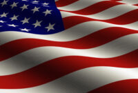 American Flag Backgrounds For Powerpoint Templates – Ppt regarding American Flag Powerpoint Template