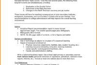 Analytical Report Example Business Analysis Template regarding Analytical Report Template
