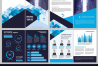 Annual Report Template Simple Document Financial with Annual Report Template Word Free Download