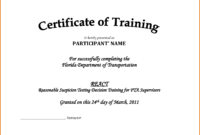 Army Certificate Of Achievement Template for Army Certificate Of Achievement Template