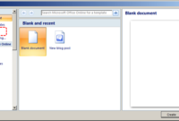 Authoring Techniques For Accessible Office Documents: Word with regard to Business Card Template For Word 2007