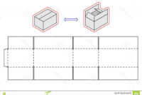 Awesome Cardboard Box Template Generator Ideas ~ Thealmanac pertaining to Card Box Template Generator