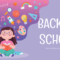 Back To School Social Media – Free Presentation Template For With Regard To Back To School Powerpoint Template