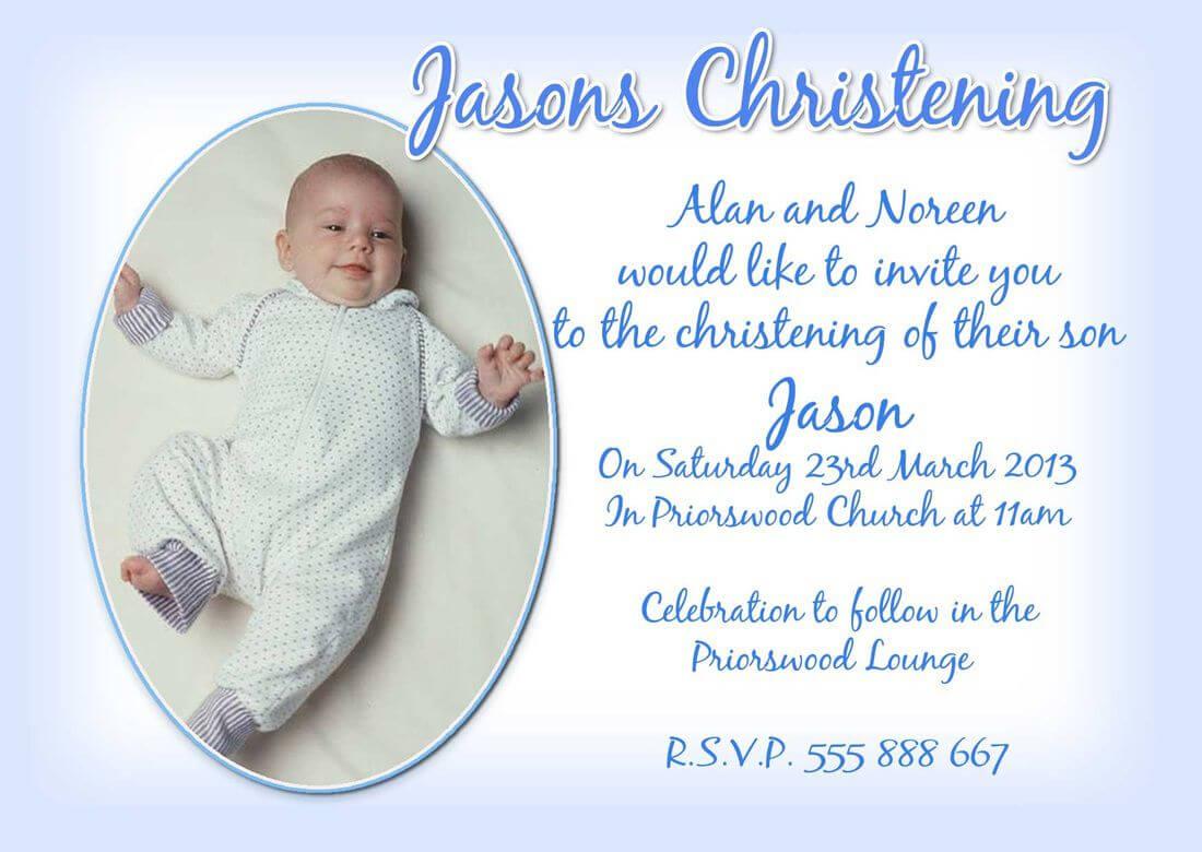 Baptism Invitation Card : Baptism Invitation Cards For Twins In Baptism Invitation Card Template