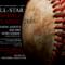 Baseball Stitches Logo Flyer For Baseball Fundraiser Flyer Template