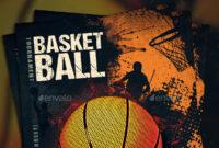 Basketball Tournament Flyer Graphics, Designs & Templates for Basketball Tournament Flyer Template