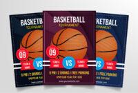 Basketball Tournament Flyer Templatestringlabs pertaining to Basketball Tournament Flyer Template