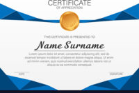Beautiful Certificate Template within Beautiful Certificate Templates