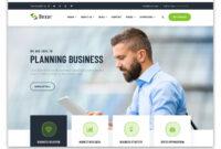 Best 50 Bootstrap Business Templates For 2020 – Themefisher regarding Basic Business Website Template