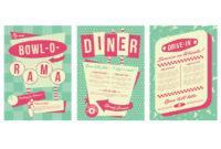 Best 55+ 50 Dinner Background On Hipwallpaper | 1680X1050 with regard to 50S Diner Menu Template