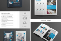 Best Design Brochure Templates For Creative Business Plan in Brochure Templates Free Download Indesign