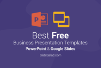 Best Free Presentation Templates Professional Designs 2020 pertaining to Best Business Presentation Templates Free Download
