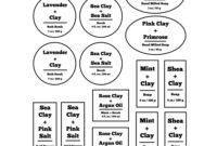 Best Lip Gloss Label Template &ir84 – Advancedmassagebysara inside Chapstick Label Template