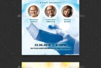 Bible Study Flyer Graphics, Designs & Templates pertaining to Bible Study Flyer Template Free