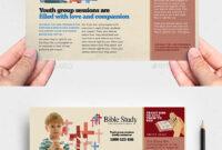 Bible Study Flyer Graphics, Designs & Templates regarding Bible Study Flyer Template Free