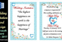 Birthday Card Format – Horizonconsulting.co pertaining to Birthday Card Template Microsoft Word