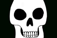 Blank Drawing Skull, Picture #962150 Blank Drawing Skull regarding Blank Sugar Skull Template