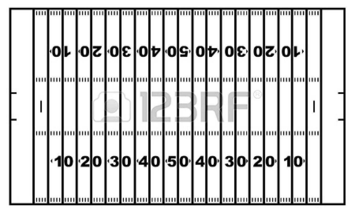 Blank Football Field Template | Free Download Best Blank Intended For Blank Football Field Template