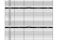 Blank Football Play Sheet Template Excel – Fill Online within Blank Call Sheet Template