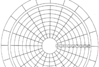 Blank Performance Profile. | Download Scientific Diagram with Blank Wheel Of Life Template