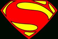 Blank Superman Logo Transparent & Png Clipart Free Download for Blank Superman Logo Template