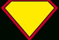 Blank Superman Logos pertaining to Blank Superman Logo Template